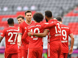 Born in munich, bavaria, lell started his training with fc alemannia münchen, he earned a place in bayern's youth section in 1993, and played there for eight years. Liveticker Bayern Munchen 1 Fc Koln 5 1 23 Spieltag Bundesliga 2020 21 Kicker