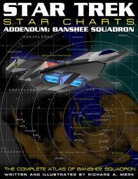 Star Trek Star Charts Banshee Squadron Addendum By Richard