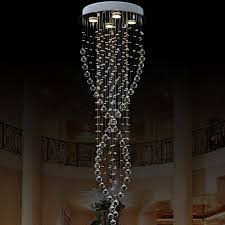 best round hanging chandelier luxury round crystal chandelier lighting newest simple fashion