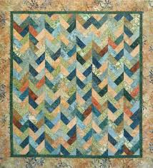 129 best French Braid quilts images on Pinterest | Waterfall ... & Braids On Parade pattern, 57 x by Carolyn Griffin at Far Flung Quilts. Made  in Bali Pop batiks. Adamdwight.com