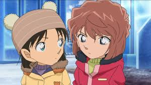 Deduction Queen ~ — Haibara Ai and Yoshida Ayumi: The true meaning of...