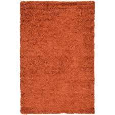 orange throw rug australia