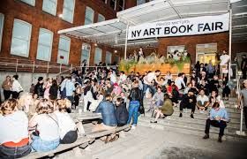 for the fifth year spbh editions is going to be at the ny art book fair