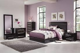 7 Piece Bedroom Set Queen Invigorate Dimora Panel Black Value City ...