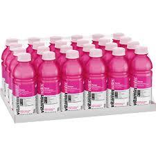 vitaminwater focus electrolyte enhanced water w vitamins kiwi strawberry drinks 20 fl oz 24 pack amazon grocery gourmet food