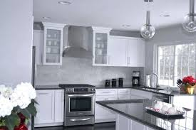 white kitchen gray countertops white and gray white kitchen cabinets with gray granite gray granite contemporary white kitchen gray countertops