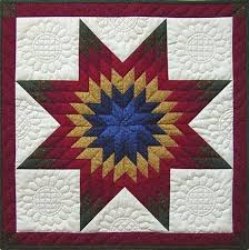Lone Star Quilt Pattern Free