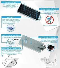 Solar Lighting  Advel TechnologiesSolar Street Light Brochure