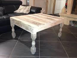 Pallet Coffee Table Diy