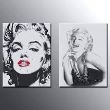 marilyn monroe wall art canada
