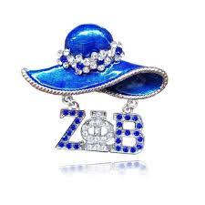 zeta phi beta jewelry set