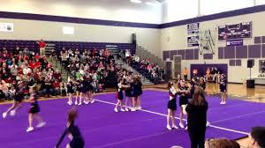 Woodbury Middle School Las Vegas Woodbury Warriors Cheer Competition 2013 Middle School