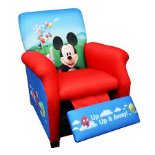 Mickey Mouse Bedroom Furniture Delta Children Disney Mickey Mouse Balloons Recliner Baby
