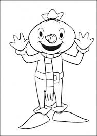Small Picture Smiling Spud Bob The Builder Coloring Sheets Coloring Pages