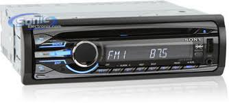 sony cdx gt55uiw in dash cd mp3 usb stereo w usb ipod controls product sony cdx gt55uiw