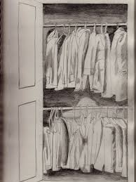 open closet door drawing. From Yoo Jin Kim\u0027s Sketchbook Open Closet Door Drawing W