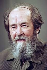 Aleksandr Isayevich Solzhenitsyn   Russian author   Britannica