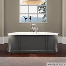Canova Freestanding Bath Painted - Baths - Bathroom