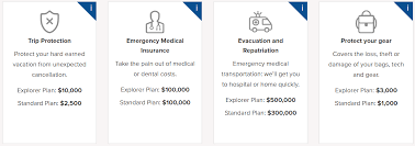 Health Insurance Comparison Chart Canada Best Travel Insurance Companies In 2020 And Reviews