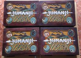 Real Wooden Jumanji Board Game How To Buy 100% Exact Jumanji Board Game Prop Replica 7