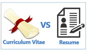 What Is The Difference Between Cv And Resume? - Quora