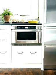 Microwave In Island Enchanting Wolf Drawer Oven Pull Out Drawers  Sharp Kitchen With And   A83