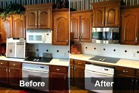 refinishing kitchen cabinets before and after refinishing oak kitchen cabinets before and after kitchen cabinets refacing