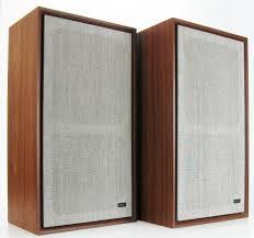 hitachi speakers. hitachi hs-420 vintage 3-way speakers horn tweeters 10\