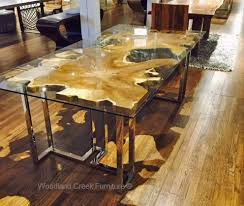 contemporary rustic furniture. we handcraft contemporary rustic dining tables made from solid wood with live edges these natural are available in custom sizes furniture c