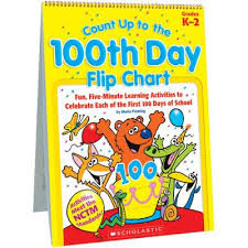 Counting Poems Flip Chart Count Up To The 100th Day Flip Chart Knowledgetree 100