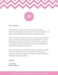 Free Personal Letterhead Templates Word Classy Customize 44 Personal Letterhead Templates Online Canva