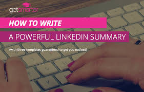 3 Linkedin Summary Templates Guaranteed To Get You Noticed ...