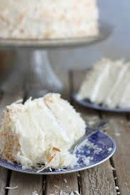Southern Coconut Cake Recipe Sweeten Me Up Cake Recipes Cake