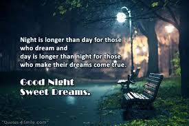 Quotes About Dreaming At Night Best of Quotes About Pleasant Dreams 24 Quotes