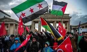 Germany \u0027ashamed\u0027 over anti-Israel protests | Daily Mail Online