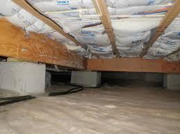crawl space insulation. Wonderful Insulation Crawl Space Repair  Ocean City Maryland Crawlspace Insulation In W
