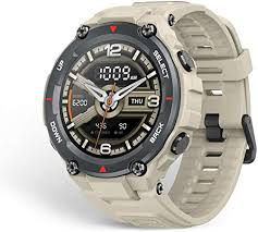<b>Amazfit T</b>-<b>Rex Smart Watch</b> with 20 Days Battery Life, AMOLED ...