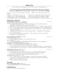Maintenance Technician Resume Inspiration Maintenance Tech Resume Sample Security Officer Resume Examples