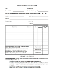 request for order form purchase order request form template free download edit fill