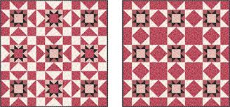 12  Rising Star Quilt Block Pattern & Rising Star Quilt Layout Ideas Adamdwight.com