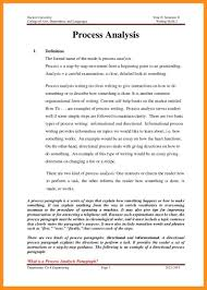 write a process essay agenda example 15 write a process essay