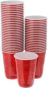 "Набор <b>одноразовых стаканов Huhtamaki</b> ""Party Cups"", 400 мл, 50 ..."