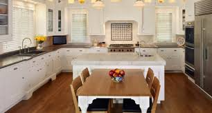 ... Kitchen Island, Kitchen Island Table Combination Kitchen Island With  Attached Dining Table: astonishing kitchen ...