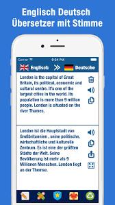 Übersetzung von deutsch auf englisch