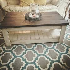 farmhouse style coffee table coffee table this a great coffee table its in the rustic farmhouse style farmhouse style coffee table set