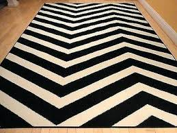 outdoor chevron rug 1 of large indoor outdoor courtyard black white zigzag area rug chevron