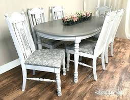chalk painting dining room table how to paint a dining room table best paint dining tables