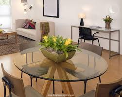 great 48 round glass table top more than elegant
