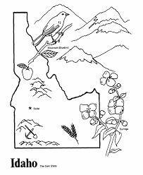 Small Picture Louisiana Coloring Pages Latest Hawaii State Flag Coloring Page