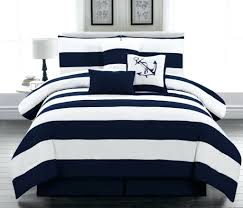 full size of navy blue striped duvet cover microfiber nautical themed comforter set navy blue and